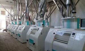 100t/24h Wheat  Flour Milling Machine
