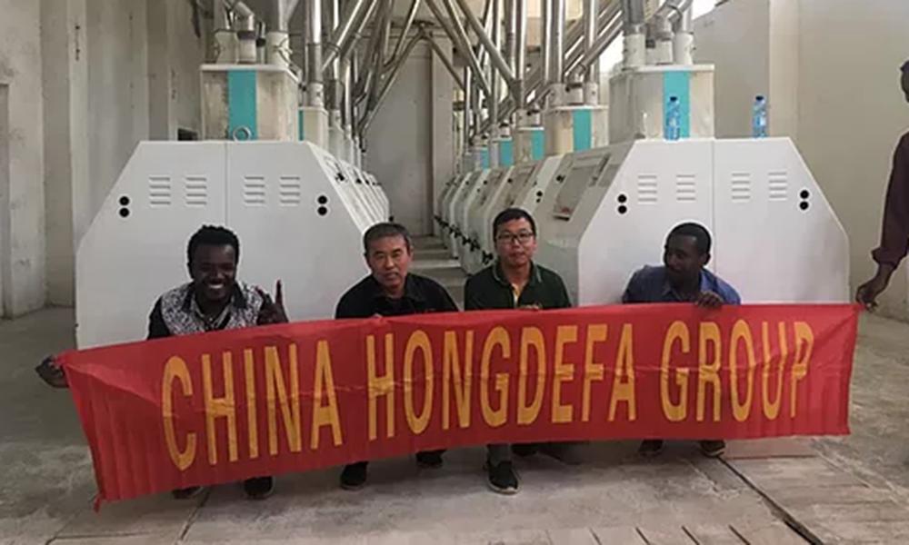 Good Wholesale VendorsWheat Flour Milling Machine Plant - 150 T/24H WHEAT FLOUR MILL – Hongdefa