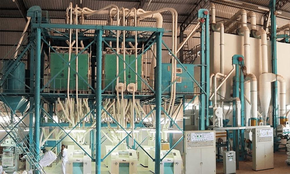 Fixed Competitive Price Equipment Flour Mills - 80 T/24H WHEAT FLOUR MILL – Hongdefa
